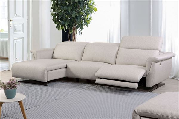 Chaiselongue Baming con relax