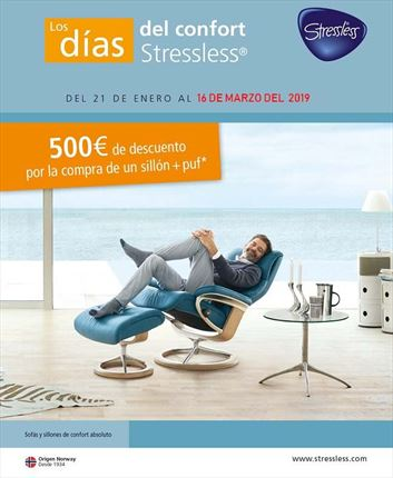 Sillones y sofas  Stressless